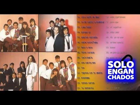 Grupo Sombras (Daniel Agostini) - 30 Grandes Exitos │ Enganchados