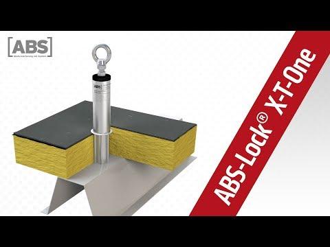 Kompakte Video-Präsentation zum Sekuranten ABS-Lock X-T-One.