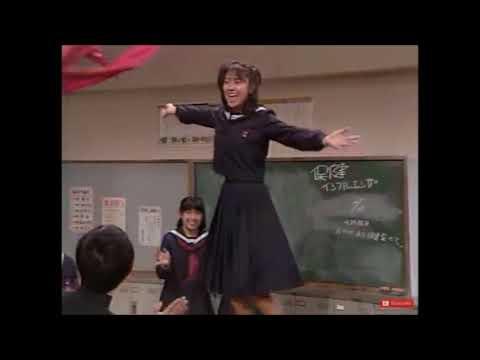 セーラー服姿の中山美穂がストリップショーを披露 スカートフェチ専用アダルトサイト  スカートの奥から溢れる蜜