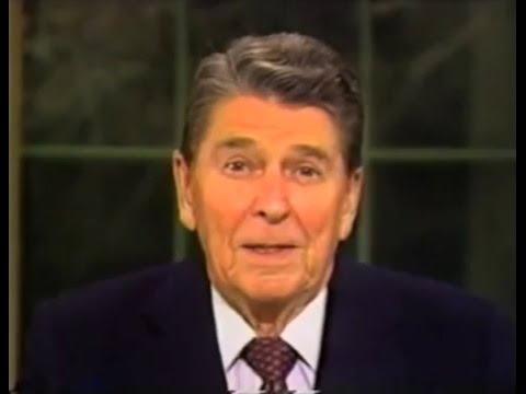 Рональд Рейган о патриотизме