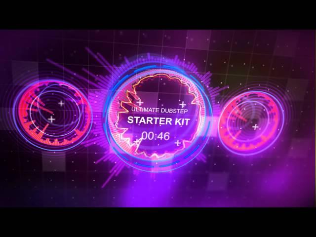 Ultimate Dubstep Starter Kit 2016 - Demo Track