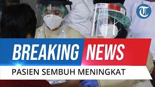 BREAKING NEWS Update Corona Indonesia 23 September 2021: Pasien Positif Naik jadi 2.881 Kasus