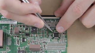 CMO 35-D026047 (V400H1-C03) T-Con Board Component Repair Kit