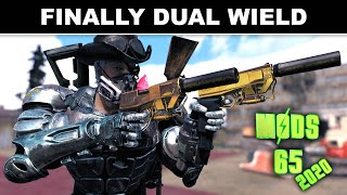 FINALLY DUAL WIELD AND MORE - Best New Fallout 4 65