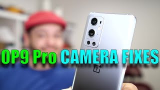 OnePlus 9 Pro Camera Update! They FIXED my BIGGEST complaint!