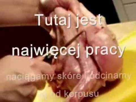 Koślawego masaż stóp na wideo dziecka