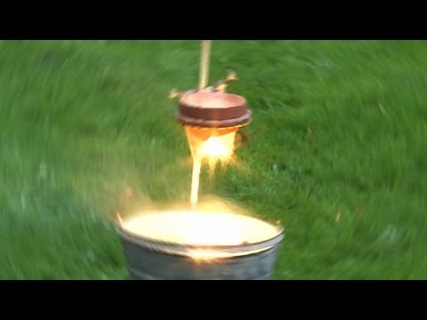 Thermite Reaction (reaction only)