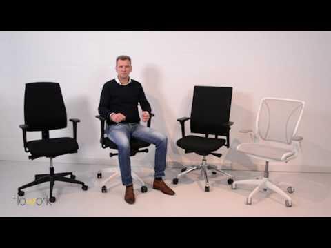 Wat is een Ergonomische Bureaustoel? | Flowork