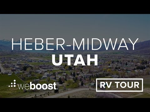 Exploring Utah: Where To Find Outdoor Adventure in Heber & Midway Utah