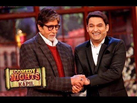 Comedy Nights With Kapil   Amitabh Bachchan Turns A Prankster   कॉमेडी नाइट्स विद कपिल