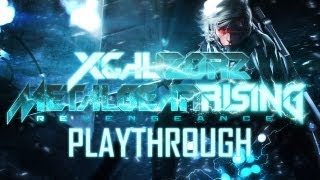 DO NOT CUT IN TO PIECES: Left Hands -  Metal Gear Rising: Revengeance Playthrough pt.5