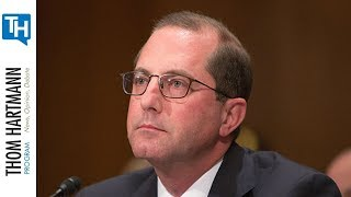 Who is Alex Azar and Why Should We Stop Him (w/Guest Ebony Land)