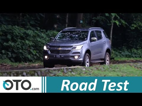 Test Drive All New TrailBlazer 2.5 LTZ I OTO.com