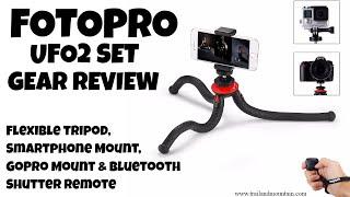 FOTOPRO UFO2 Tripod Gear Review