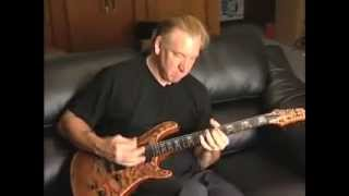 Eagles Band - Joe Walsh talks about his Carvin Guitars California Carved Top