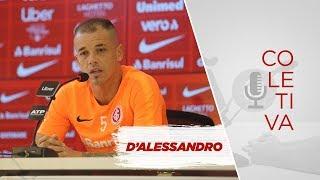 """D'Ale Fala Sobre Primeiro Duelo Com O Paysandu: """"É Muito Importante A Vitória"""""""