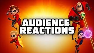 Incredibles 2 {SPOILERS}: Audience Reactions   June 15, 2018