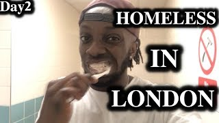 London Hacks - Homeless In London | Day2
