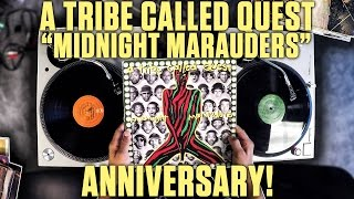 A Tribe Called Quest 'Midnight Marauders' Anniversary
