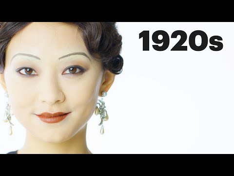 100 Years of Movie Makeup | Allure