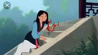 True To Your Heart by Disney Mulan in Low Tone