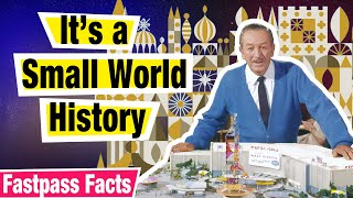 "Why ""It's a Small World"" almost didn't happen #smallworldgiveaway"