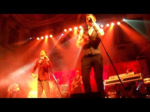 The Overtones Say Wat I Feel Live Dublin National Concert Hall Oct 4th 2011