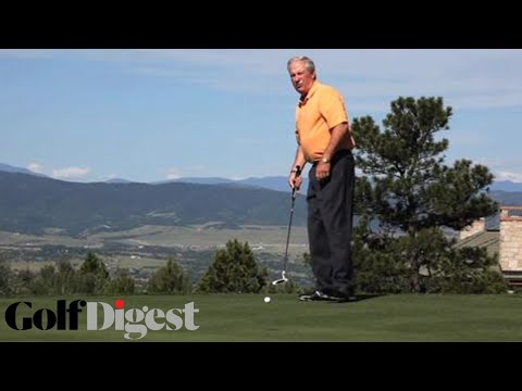 Dave Stockton: How To Sink Putts-Putting Tips-Golf Digest