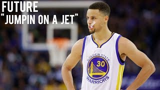 """Stephen Curry Mix   """"Jumpin On A Jet""""   Future"""