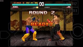 Tekken 3 Paul Super Punch Key