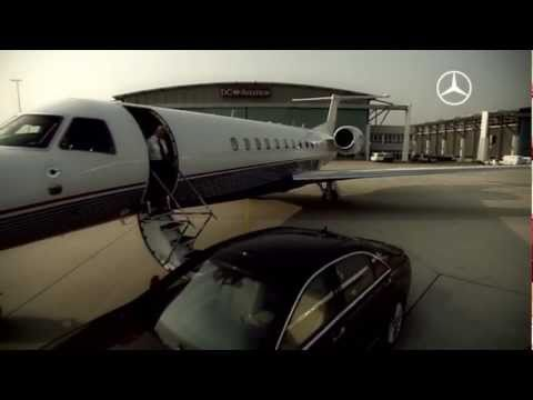 Mercedes-Benz S-Class W221 commercial