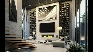 50 Luxury Living Room Interior Design Inspiration