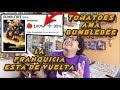BUMBLEBEE 100% ROTTEN TOMATOES - La Mejor Película De TRANSFORMERS