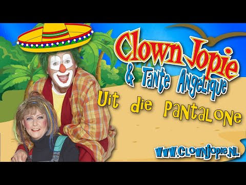 Clown Jopie & Tante Angelique - Uit die pantalone | JB Productions