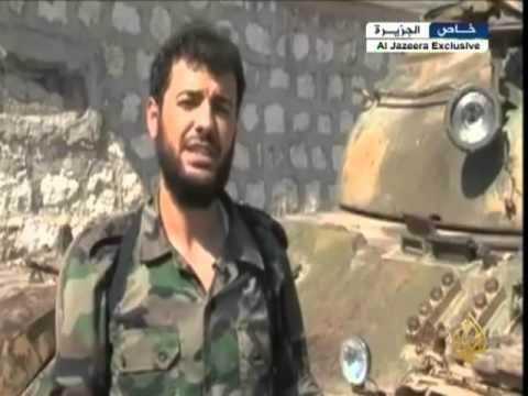 قرى ريف  حلب تمد الثوار بالتعزيزات والمقاتلين