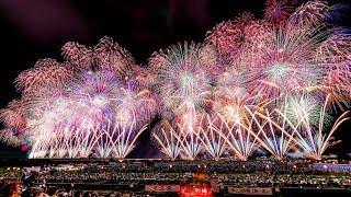 Best Fireworks 2019 Festival Nagaoka Nigata JAPAN
