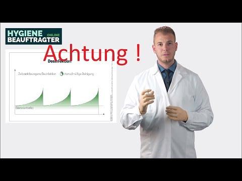 Wirkungsweise | Wirkstoffe in Desinfektionsmittel