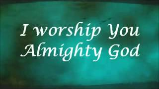 I Worship You, Almighty God There is none like you  Sondra Corbett with Lyrics   YouTube