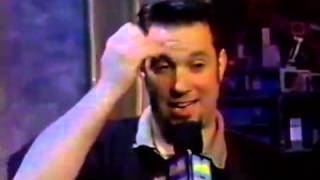 face to face - A-OK & Interview - The Wedge TV (1995)