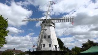 preview picture of video 'GB2UW - Upminster Windmill - Mills On The Air 2013'