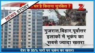 Only 5% Of Homes In India Are Anti Earthquake