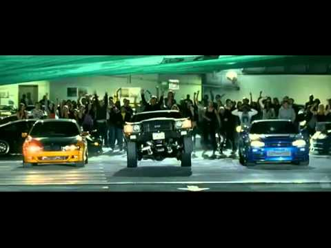 Fast & Furious 1,2,3,4,5,6 Official Trailers