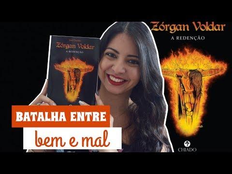 ZÓRGAN VOLDAR, A REDENÇÃO | RESENHA + SORTEIO | MINHA VIDA LITERÁRIA