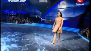 Cindy Morgan - Job (So you think you can dance Ukraine- Contemporary)