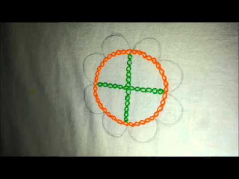 Tutorial for Liquid Embroidery