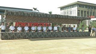Tăng cường giao lưu, tuần tra chung giữa lực lượng Cảnh sát biển hai nước VN - TQ