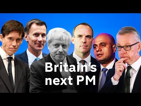 Britain's next PM: the Conservative Party leadership debate (видео)
