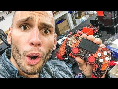 PS4 CONTROLLER TUNEN!