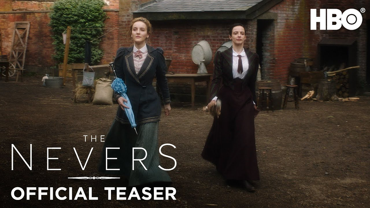 First Look At HBO Maxs Victorian Sci-Fi Drama The Nevers