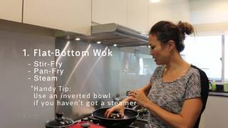 3 Must-Have Pots & Pans for Asian Cooking